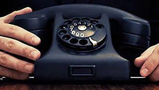 Quien me llama por teléfono