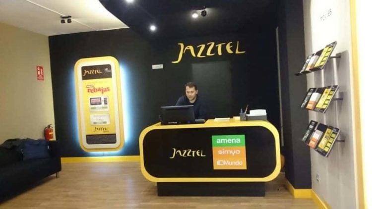 servicio de atención al cliente de jazztel