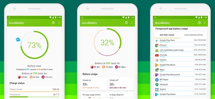como gastar menos batería en el móvil