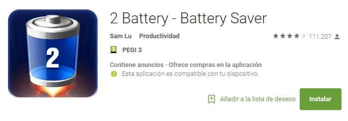 descargar ahorrador de batería