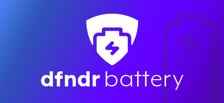 dfndr battery