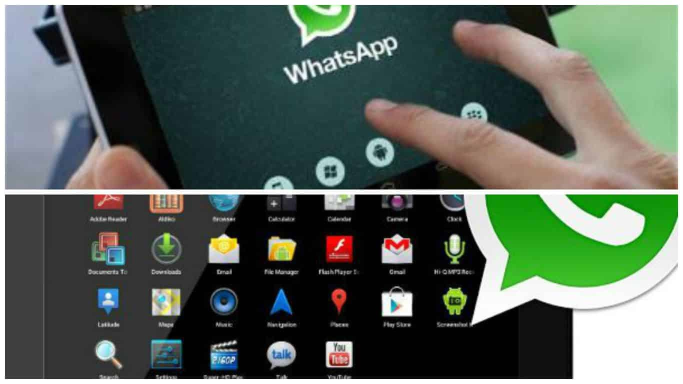 whatsapp para tablet android