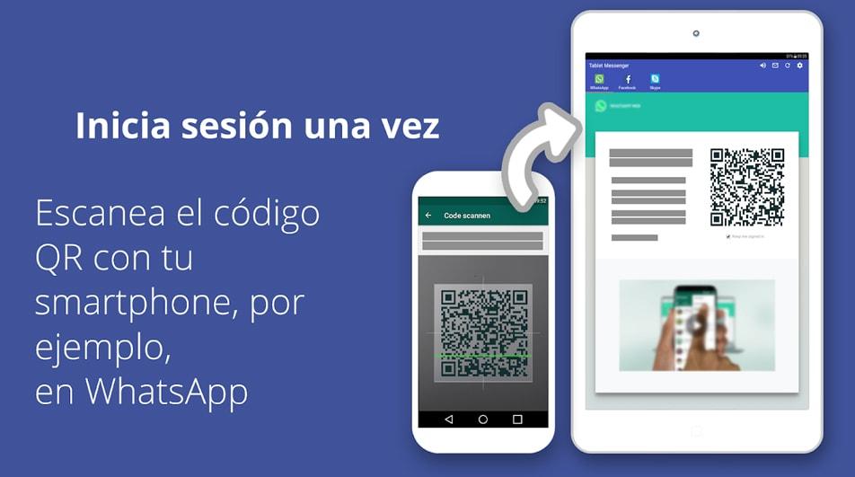 tablet messenger 3bis