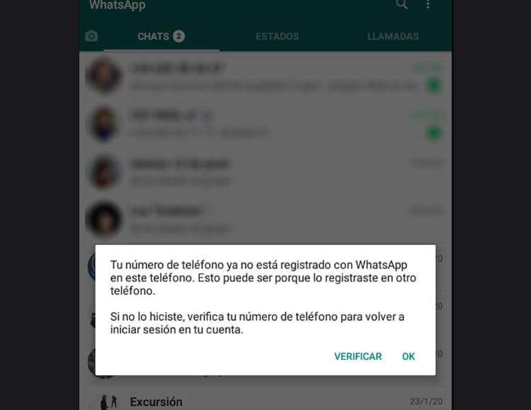 WhatsApp en tablet y móvil