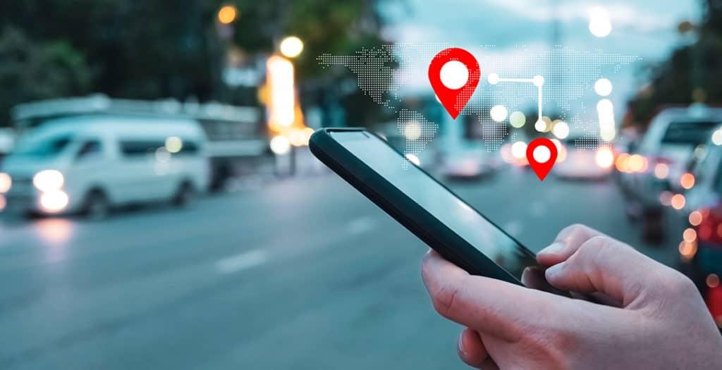 app de GPS gratis para iOS y Android