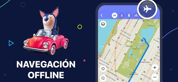 mejores navegadores GPS gratis