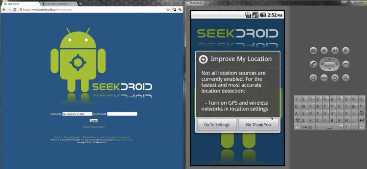 Localizador de telefono android - localizador de celular gratis