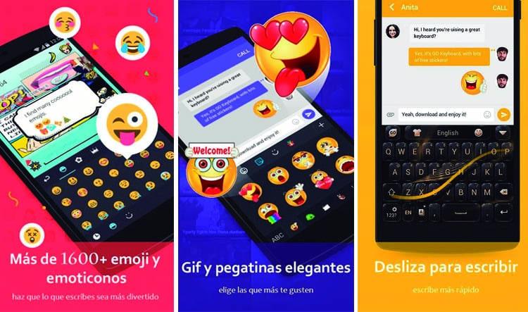 Teclado GO para Android