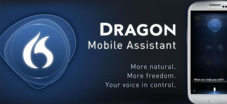 asistente dragon mobile assistant