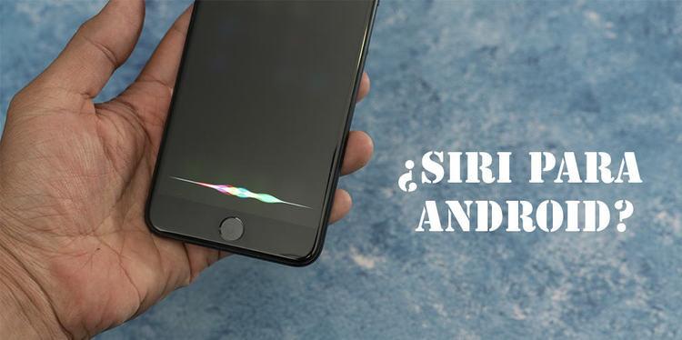 descargar siri para android