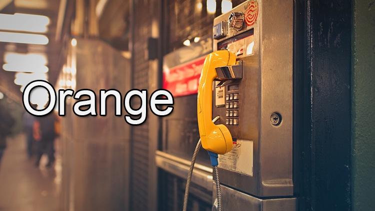 teléfono de Orange de atención al cliente