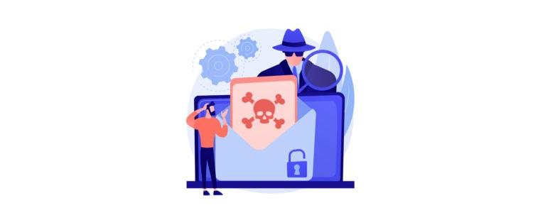 como infectarse de malware