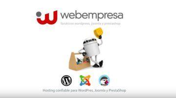hosting webempresa barato
