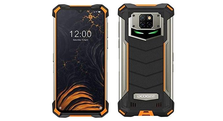 móvil Doogee S88 Pro