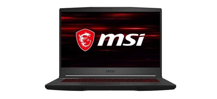 MSI GF65 Thin 10SER-884XES