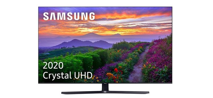 Samsung Crystal 50TU8505