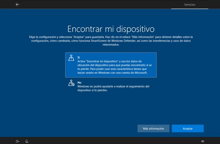 instalar Windows 10 desde USB paso14