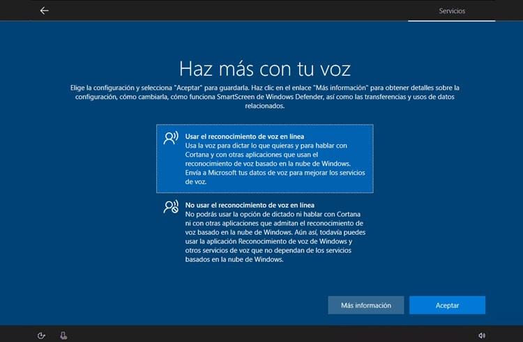 instalar Windows 10 desde USB paso16