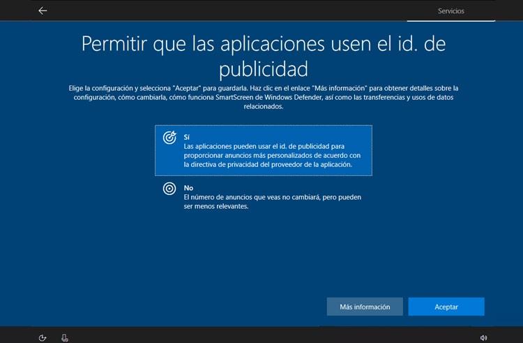instalar Windows 10 desde USB paso18