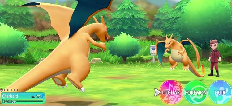 Let's Go, Pikachu! y Let's Go, Eevee!