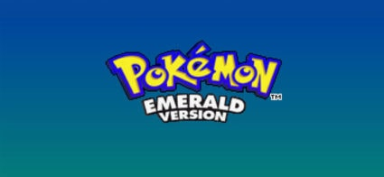 pokemon edición esmeralda