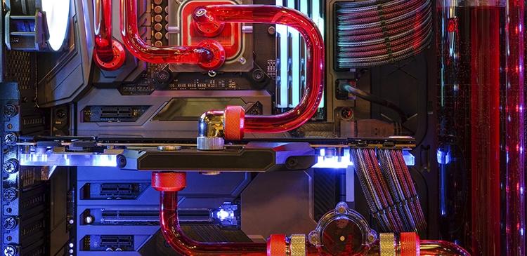 refrigeración liquida vs ventilador