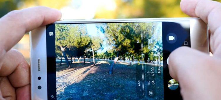 P10 Lite de Huawei