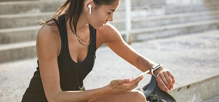 conectividad con otros dispositivos
