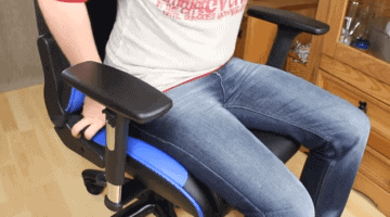 silla ergonomica barata segura