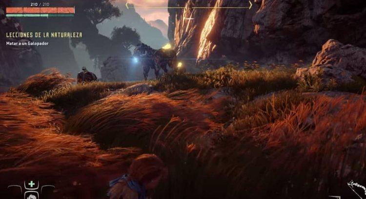 juego de ps4 Horizon: Zero Dawn