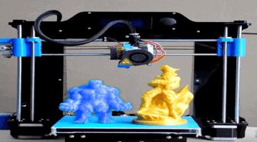 impresora 3d barata y fiable