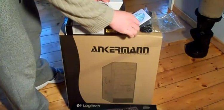 PC GAMING Ankermann