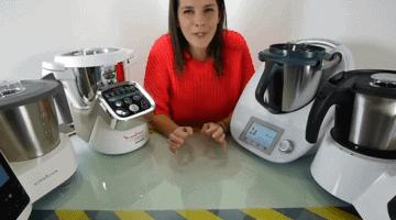 utiliza mejor robot de cocina