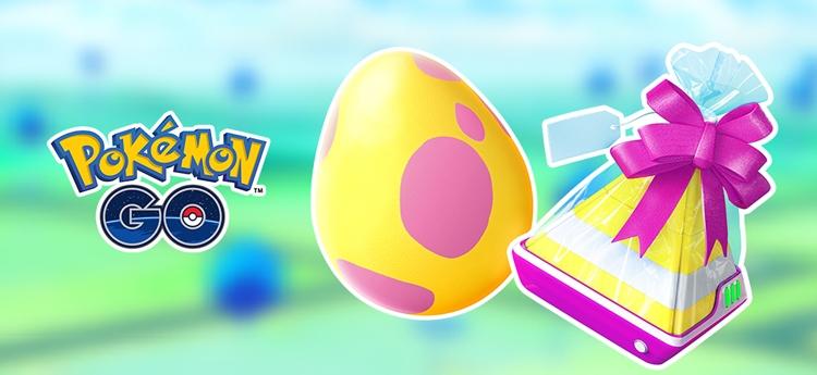 huevos de pokemon go
