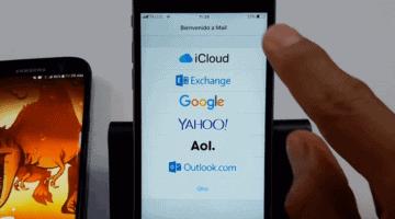 saber como pasar los contactos de iphone a android