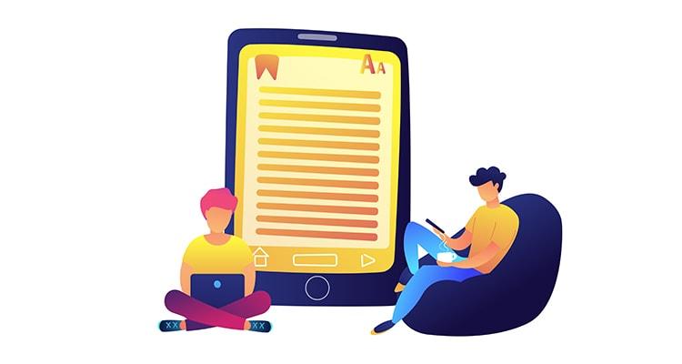 elegir formato al descargar un ebook