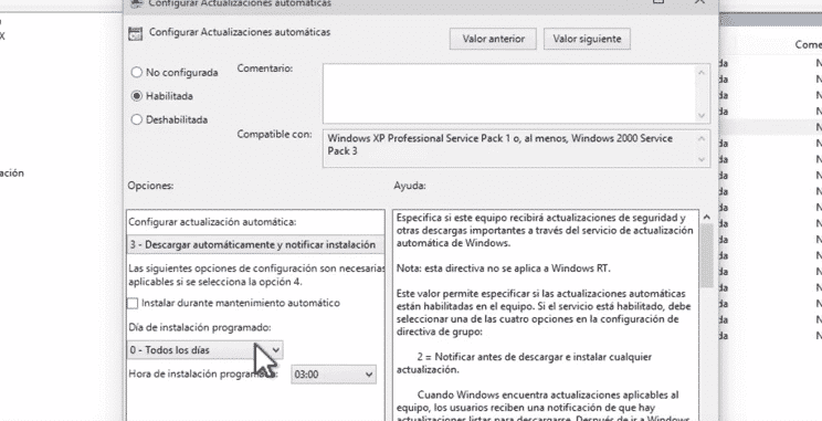 causa de que no funciona windows update en windows 7