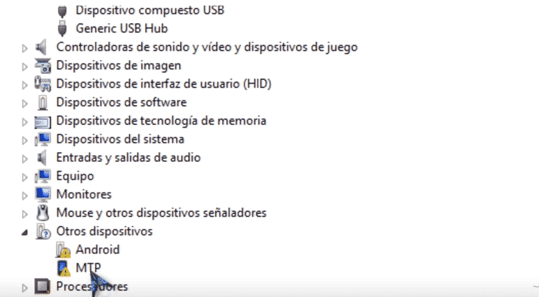 ¿Qué hacer cuando no se reconoce el dispositivo USB en windows?