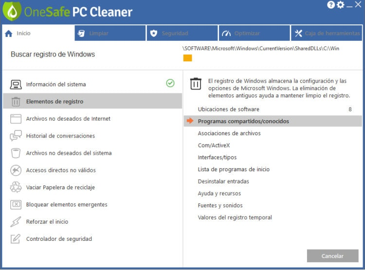 onsafe pc cleaner