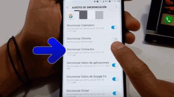 manera de pasar contactos de iphone a android