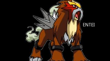 Unos pokemon legendarios