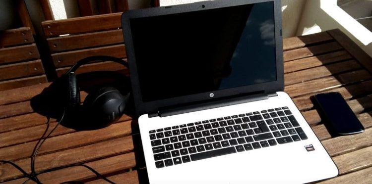 HP Notebook 15BS040NS