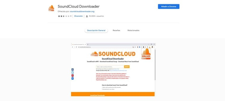 SoundCloud Downloader Free