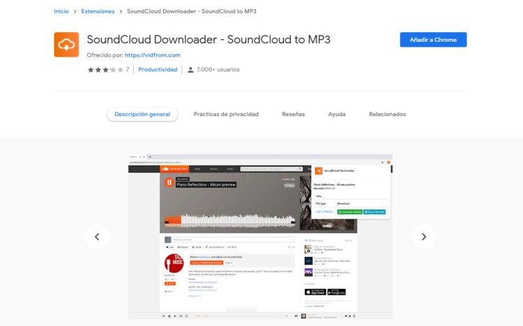 SoundCloud Downloader - SoundCloud to MP3