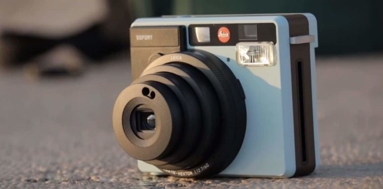 cámara Leica Sofort
