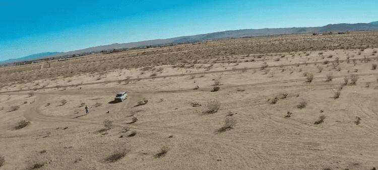 cámara del drone eachine racer