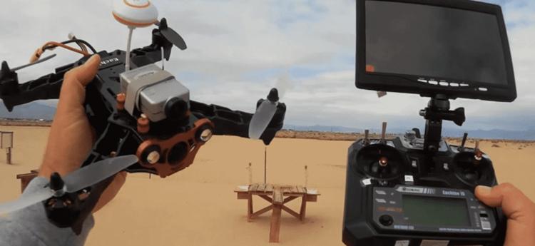 Eachine Racer 250, el drone más completo del mercado
