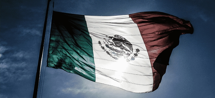 prefijo de México