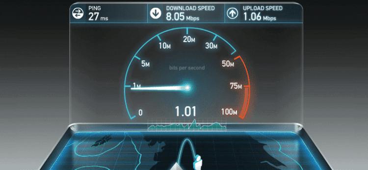 mejor test de velocidad de Internet