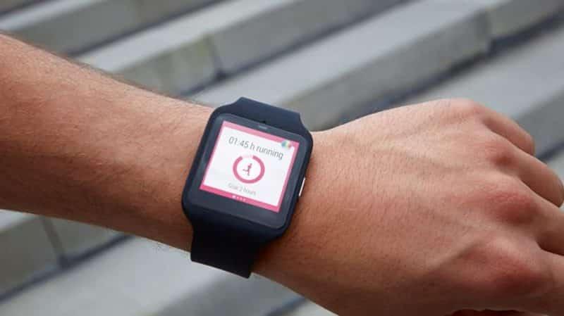Sony Smartwatch 3 sport